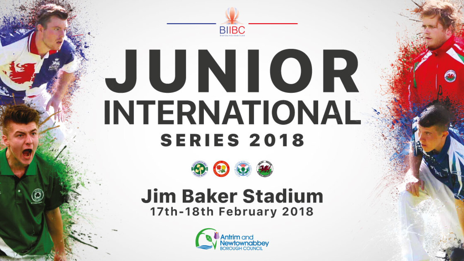 BIIBC Junior International Series 2018
