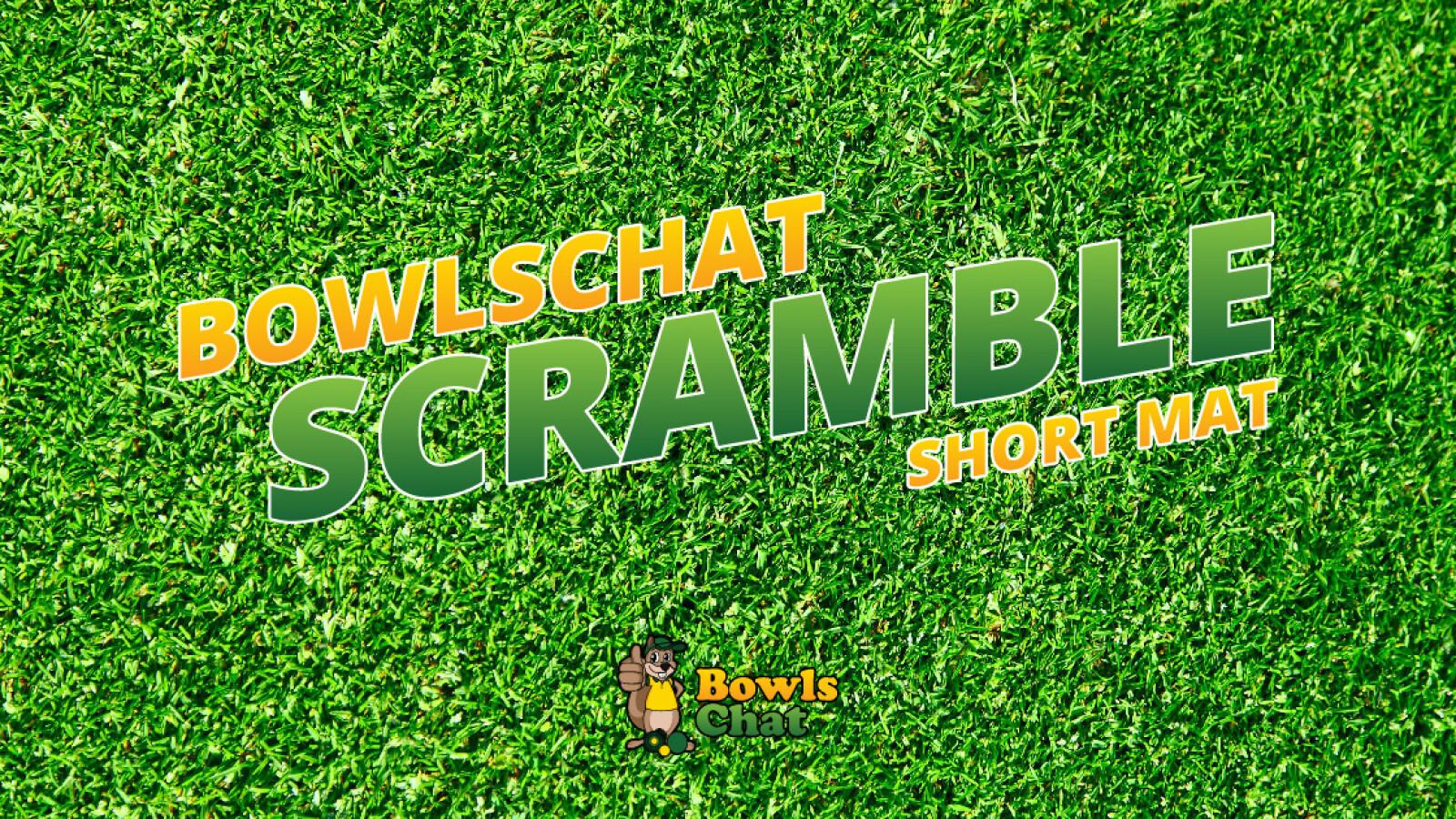 BowlsChat Scramble Short Mat Singles – Event 1